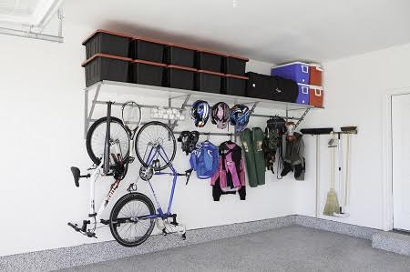 Garage Wall Rack