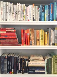 Do you wish your books were perfectly organized?