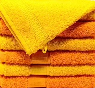 colorful towels - 1